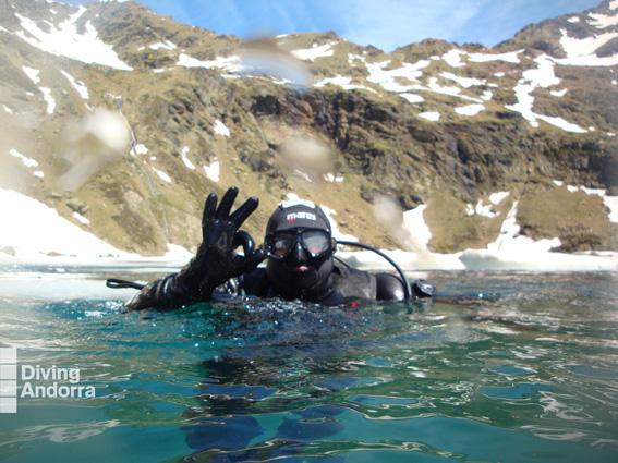 Buceo y esquí, nuevas actividades de la estación Vallnord en Andorra