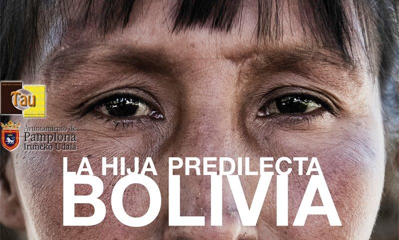 Bolivia, la hija predilecta por David Ozkoidi