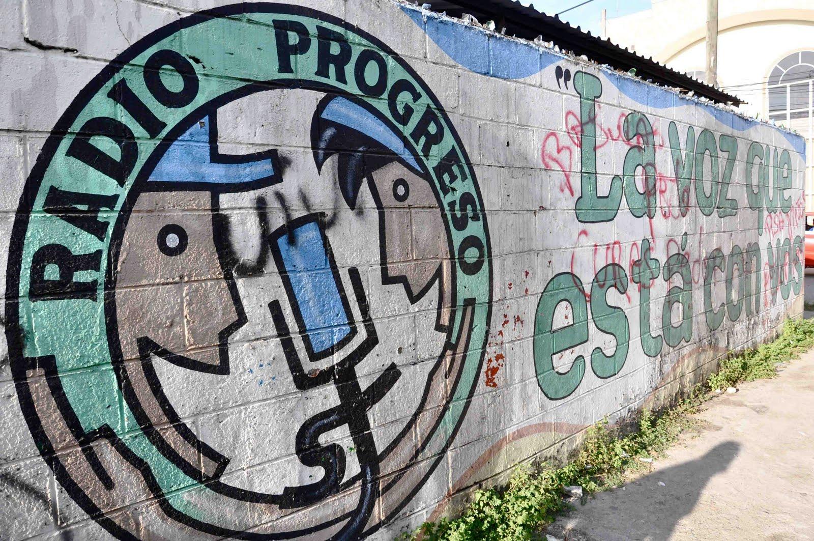 Radio Progreso, Honduras