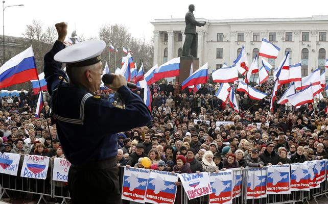 Crimea. Reuters