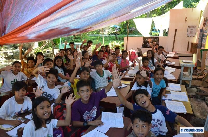 Filipinas, ONG Zabalketa