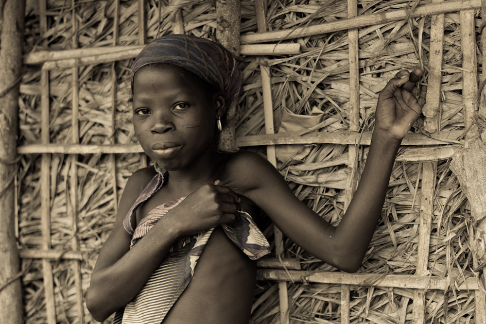 Pepe Pont. Benin