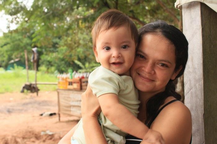 La lucha de los campesinos de Paraguay por recuperar sus tierras por Laura Hurtado de Oxfam Intermon