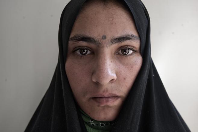 Mujeres Afganistán Mónica Bernabé Gervasio Sánchez