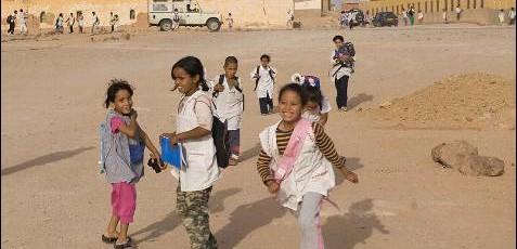 Sahara occidental, pueblo saharui EuskadiSahara occidental, pueblo saharui Euskadi