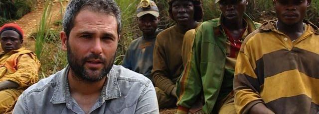 Xavier Aldekoa, Océano África