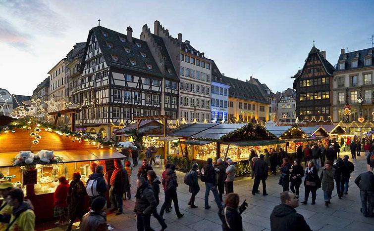 Estrasburgo Myvuelingcity