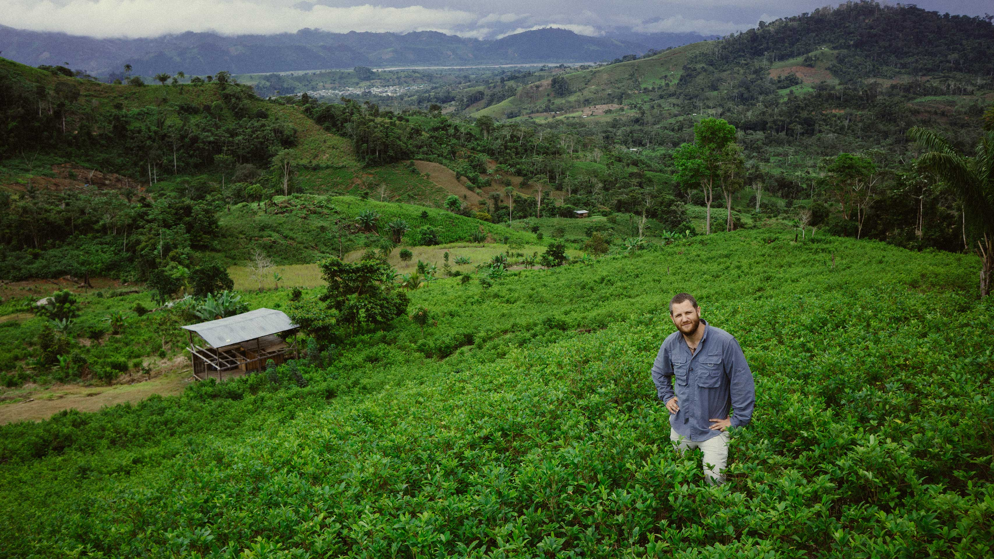 David Beriain, Amazonas, Piedra de Toque