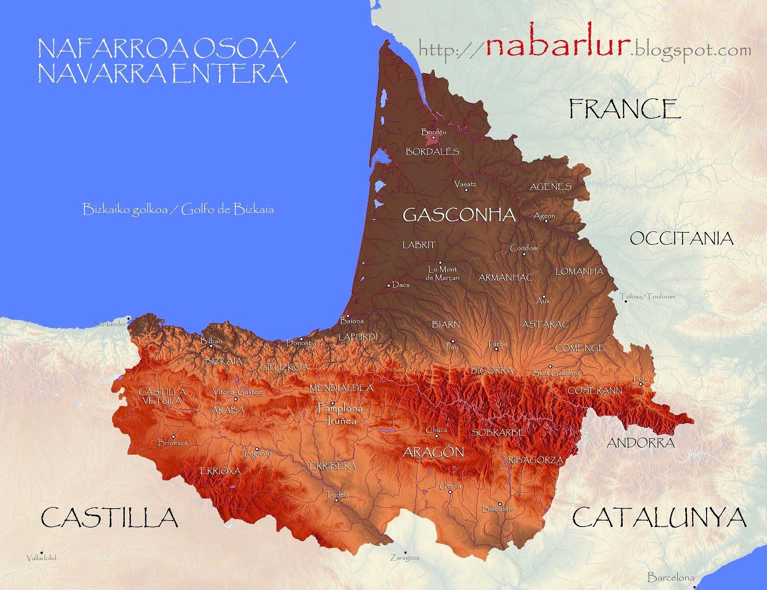 Rutas por las fortalezas del reino de navarra