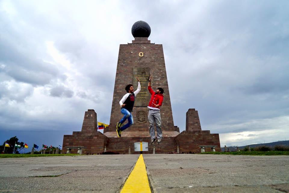 MochilerosTV, Destino Sudamérica, Piedra de Toque