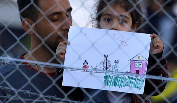 Foto: Ognen Teofilovski, refugiados, Cear Euskadi, Patricia Bárcena, Piedra de Toque