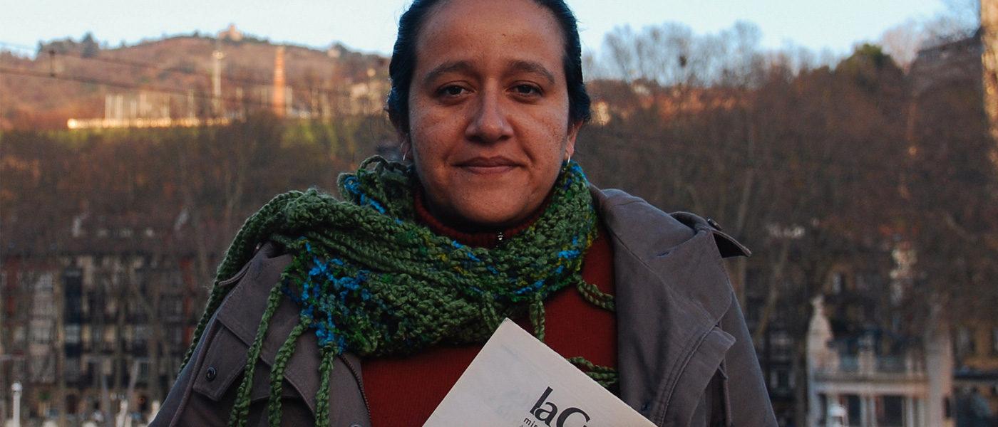 Andrea Carrillo por Iñaki Makazaga