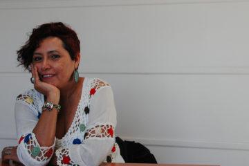 Montserrat Arévalo, Mujeres Transformando El Salvador, por Iñaki Makazaga