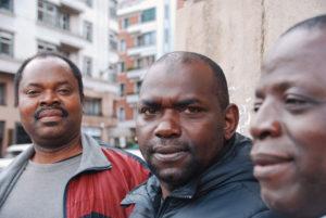 Hombres contra la mutilación genital femenina