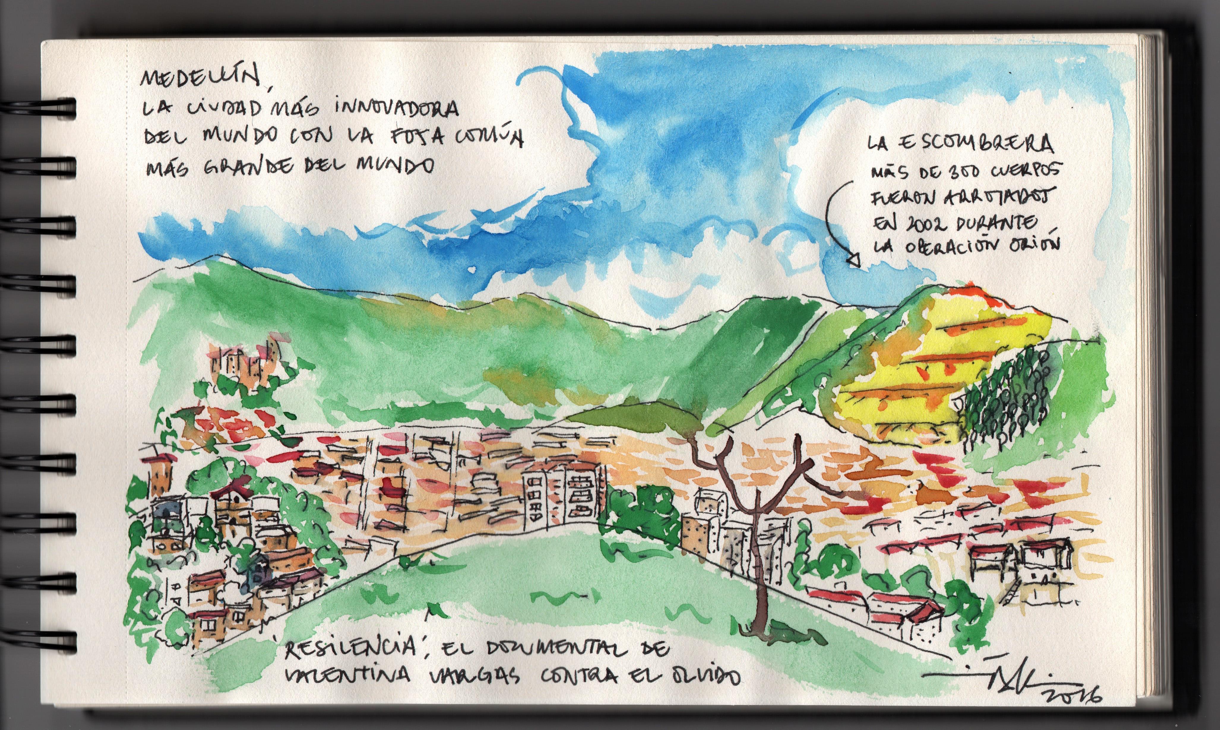 ilustración de Iñaki Makazaga