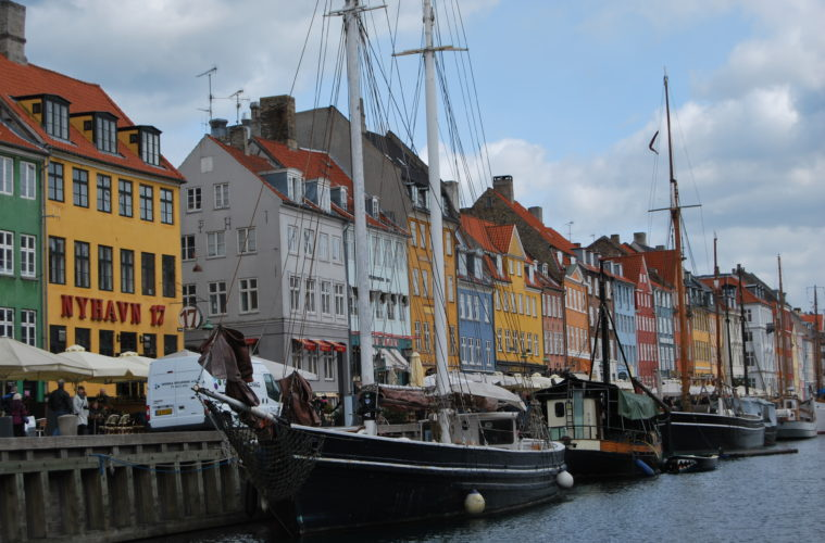 Copenhague por Iñaki Makazaga