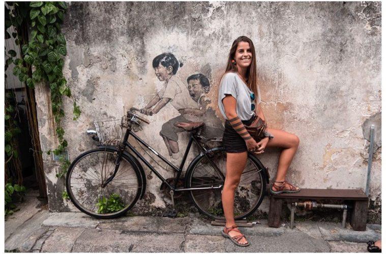 Podcast de viajes, Piedra de Toque, Andrea Bergareche